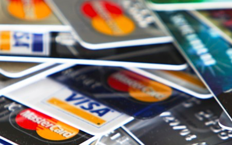 Credit Card Montage